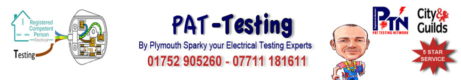 Pat Testing Plymouth | Portable Pat Testing Experts
